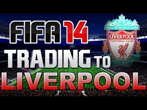 FIFA 14 | Trade & Play to Liverpool | Ep.13 | 12 Goal Thriller!