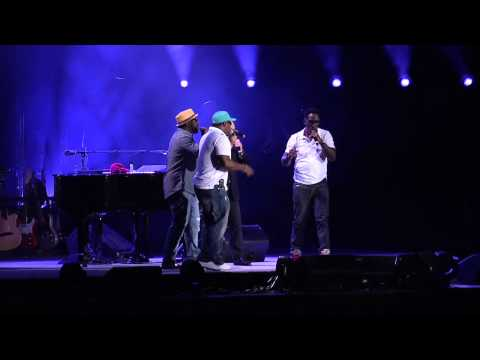 Billy Joel & Boyz II Men - The Longest Time (Live At Citizens Bank Park - August 2, 2014)