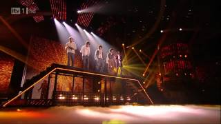 One Direction - The X Factor 2010 Live Final - Torn