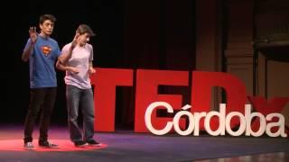 Una jodita que salió bien | Hecatombe | TEDxCordoba