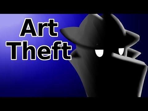 Art theft stories