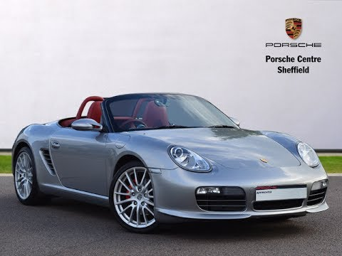 2008 Posche Boxster S Rs 60 Spyder Ltd Ed 2771960 Sold Youtube