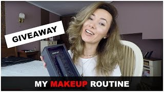 My MakeUp Routine + International  GIVEAWAY