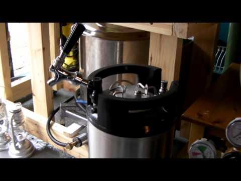How To Set Up Home Brew Kegging System Doovi