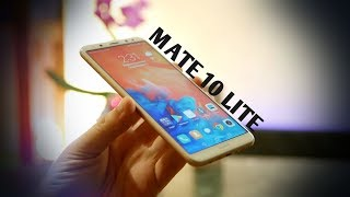 Huawei Mate 10 Lite 64GB Gold швидкий огляд і розпакування. Це Huawei NOVA 2i?