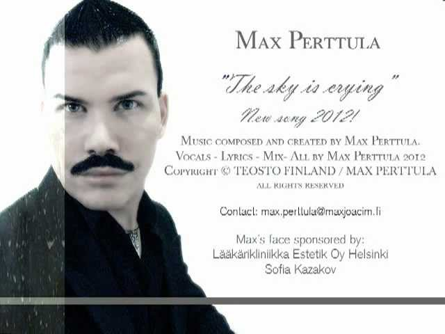 MAX PERTTULA - NEW SLAVIC SONG! THE SKY IS CRYING!