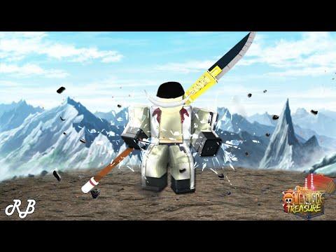 One Piece Treasure l Gura Gura no Mi! l Roblox