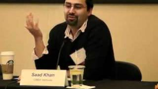Funding in exceptional people - Saad Khan