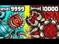WHICH OVERPOWERED HIGHEST DNA BOSS IS STRONGER? (9999+ DAMAGE LEVEL) l Sipho.io Update