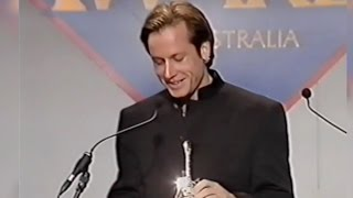 Keith Urban 1998 Golden Guitar Award for Clutterbilly as Best Instrumental