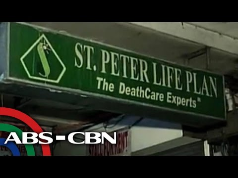 TV Patrol: St. Peter, inireklamo ng planholder