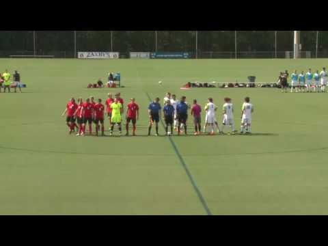 William Peace University Men's Soccer vs. Huntingdon College