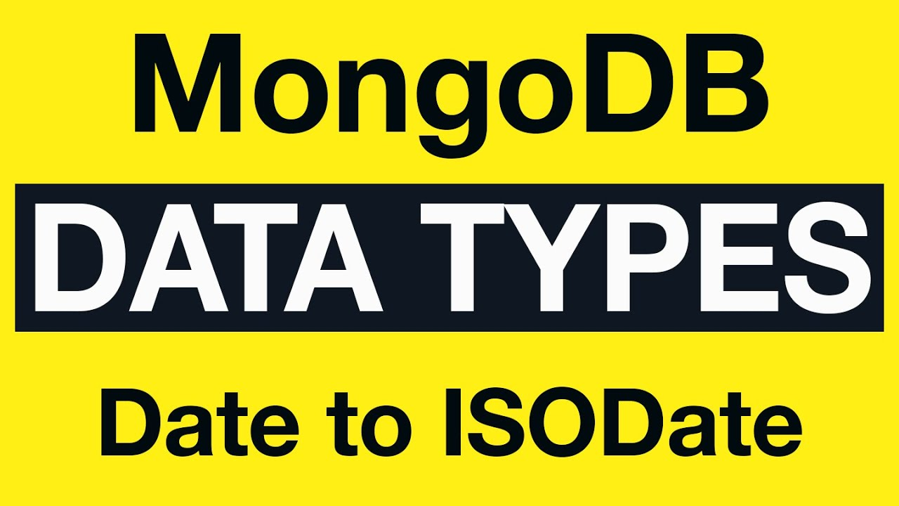 How to Convert dates to ISODate Format in MongoDB?