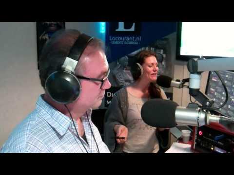 Lana Wolf & Willem van den Beld op LOCO FM (23-04-2015)