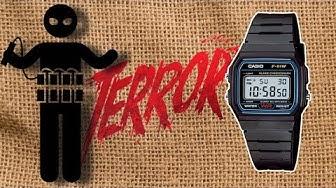 ✅ Die meistverkaufte und gefährlichste Uhr der Welt   Casio F 91W