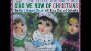 Harry Simeone Chorale - Little Drummer Boy ( 1959 )