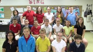 5D Resurrection School song