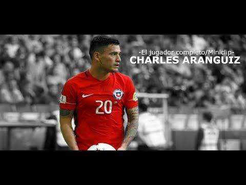 Charles Aránguiz | 2017 | El jugador completo - HD