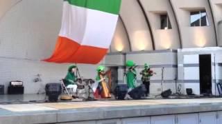 Performance with Irish dancer!!!