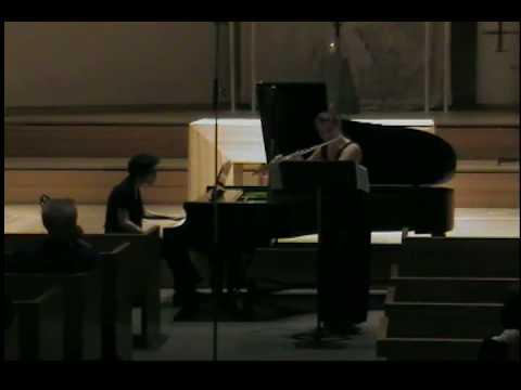 Bregegere: Incarnation (2009) - Roberta Michel, flute; Mirna Lekic, piano