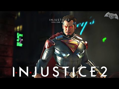 Injustice 2 Online Beta - LEGENDARY GEAR!