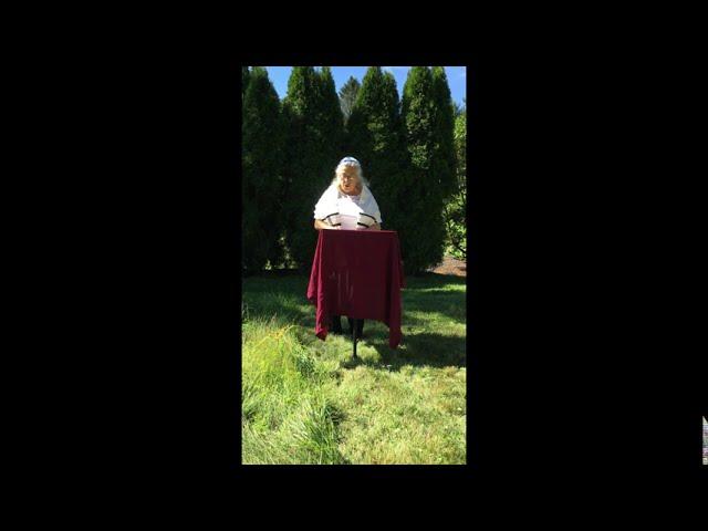 Yom Kippur Torah Reading: Aliyah #3