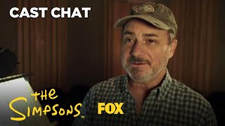 Kevin Pollak Guest Stars | Season 29 | THE SIMPSONS