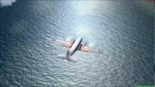 ENDURANCE FLIGHT DC3 FSX