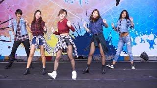 160625 starlitz cover f x la cha ta nu abo siam square 1 cover dance 2016 audition