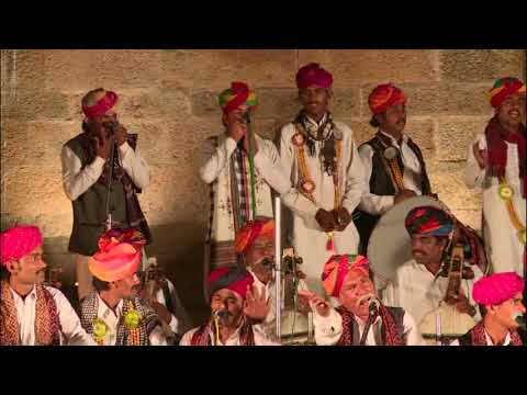 Festival of Sacred Music, Thiruvaiyaru (2015) - Manganiyars from Rajasthan