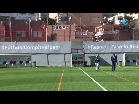Los campos de la Federación de Fútbol de Ceuta se podrán alquilar desde el 6 de julio