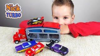 Машинки меняют цвет. Мак, Молния МакКуин, Рамон, Буст. Color Changer McQueen. Cars(Новые машинки из мультика тачки (Cars, Disney Pixar). Машинки меняют цвет (Color Changer). Я покажу несколько машинок: Мак..., 2015-10-22T08:03:27.000Z)
