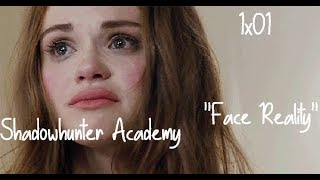 The Tales Of Shadowhunter Acadmey
