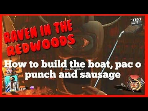rave in the redwoods how to pack a punch
