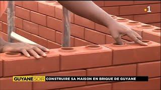 Construire sa maison en utilisant comme matériau la brique.
