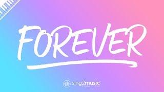 Forever (Piano Karaoke Instrumental) Lewis Capaldi
