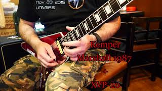 Kemper1987 #XVP20 #BrokenPromises.