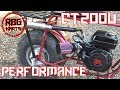 Coleman CT200U Performance Parts Install & Review ~ Mini Bike Monday