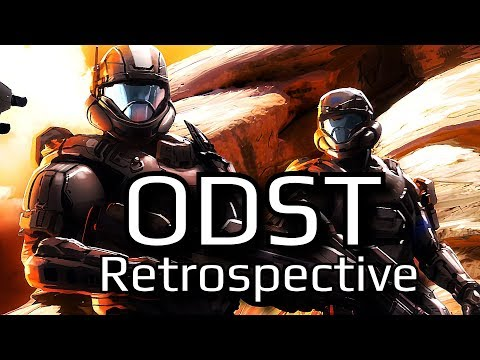 How the Rookie died and Buck became a Spartan   Halo ODST Retrospective Part 2