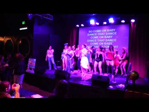 Highball Karaoke Olympics Winter Games - Competition Finals! (Highlights)
