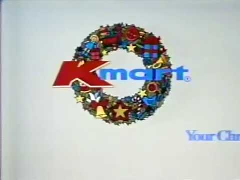 Kmart Christmas 1977 TV commercial