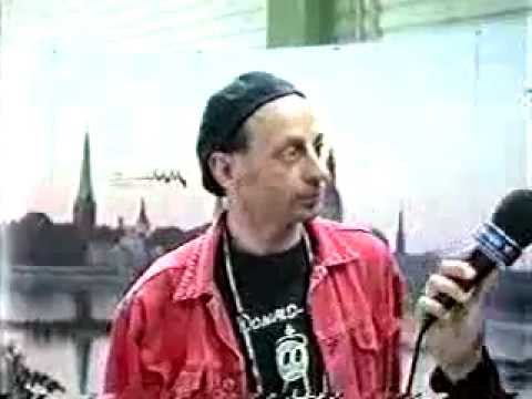 Interview with Alf Poier (Austria 2003)