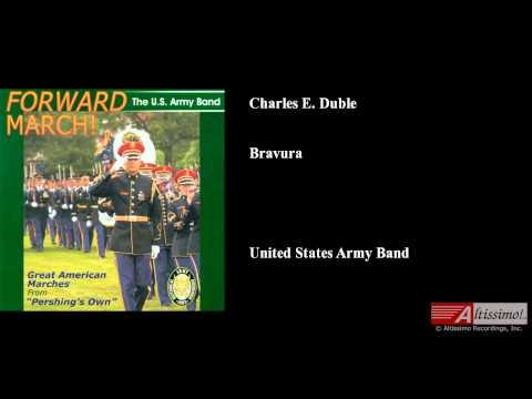 Charles E. Duble, Bravura