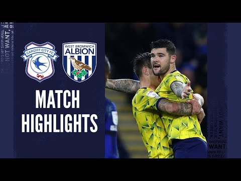 Best of Cardiff v West Bromwich Albion