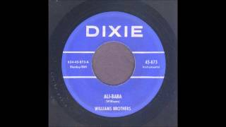 The Williams Brothers - Ali-Baba - Rockabilly Instrumental 45