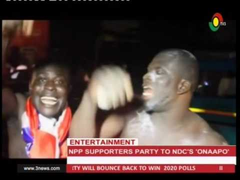 NPP supporters party to NDC's 'ONAAPO' - 10/12/2016