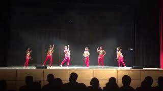 Aditi Diwali Performance at Arcadia California Nov 5, 2017