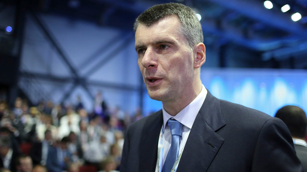 Mikhail Prokhorov voiced his strategy for the development of biathlon and skiing 83