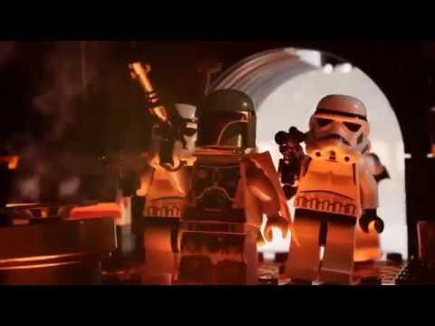 Freeze Frame - The LEGO Star Wars