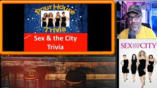 Sex and the city quiz
